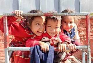 子どもたちの明るい未来のために協力したい